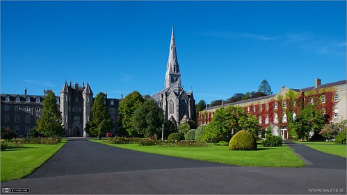 ireland tower history church maynooth pathway kildare ptlens localhistory historicbuilding spcm