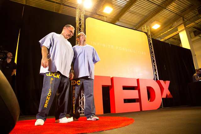 Tedx Talk at Ironwood State Prison