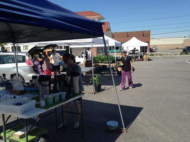 Galley Goodies at the South Portland Farmers Market