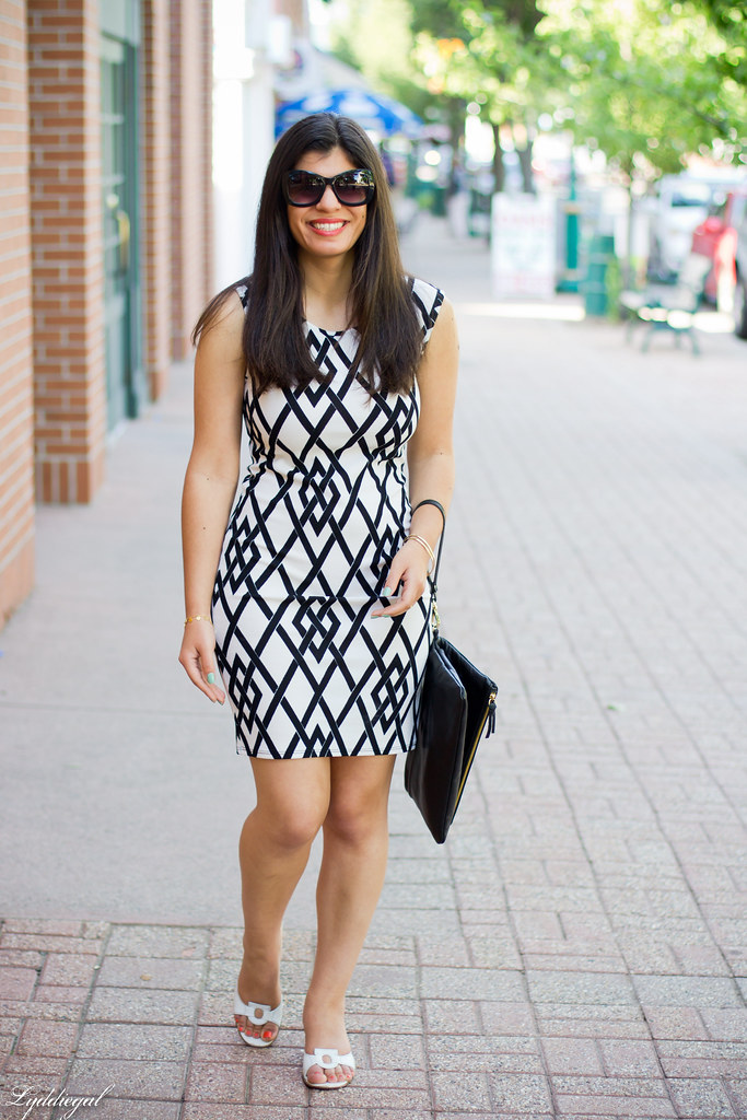 diamond print black and white dress.jpg