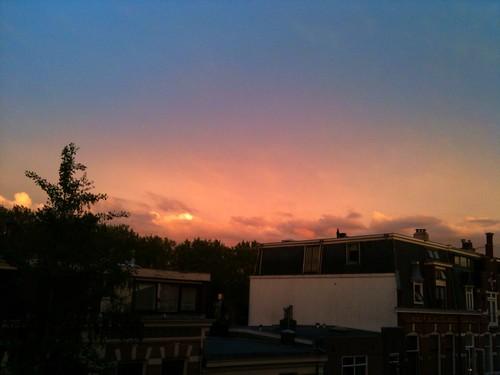 Sky in Utrecht