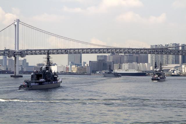 海上自衛隊 練習艦隊