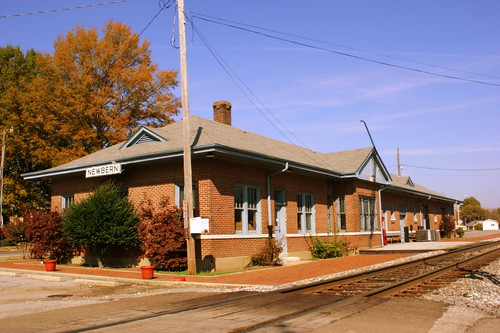Newbern, TN IC Depot