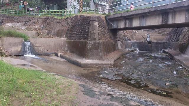 水水一百第三梯次-貴水二溪交會之處