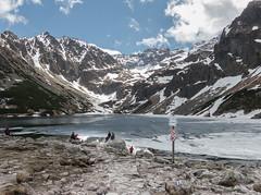 Hohe Tatra, Czarny Staw
