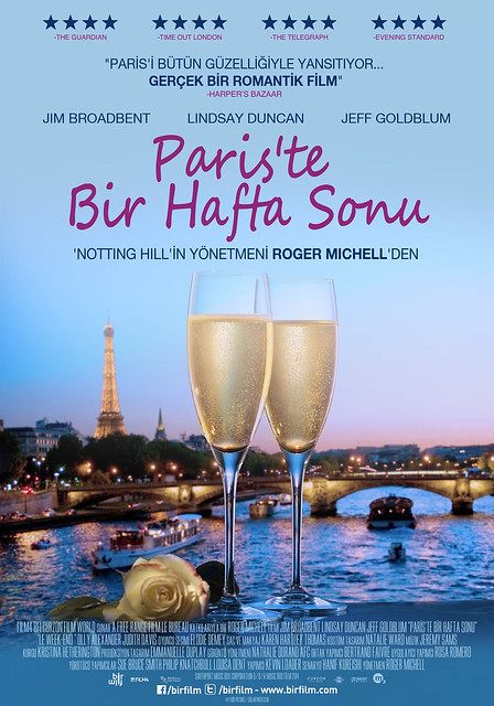 Paris'te Bir Hafta Sonu - Starred Up (2014)