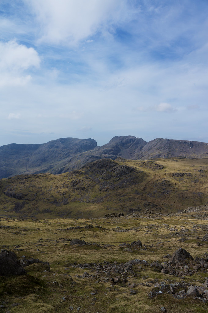 Sca Fell & Scafell Pike