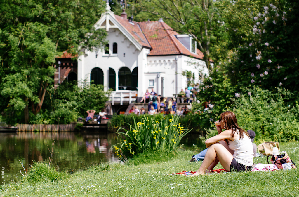 Amsterdam, Flevopark