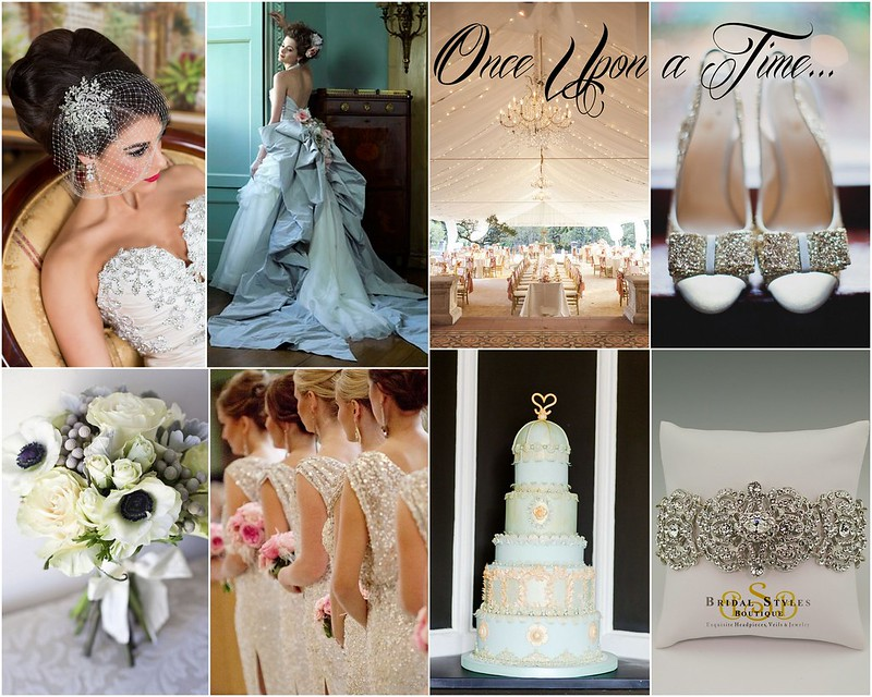Bridal Styles Fairytale inspiration