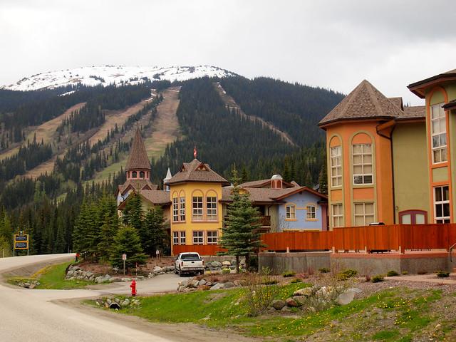 Sun Peaks, British Columbia
