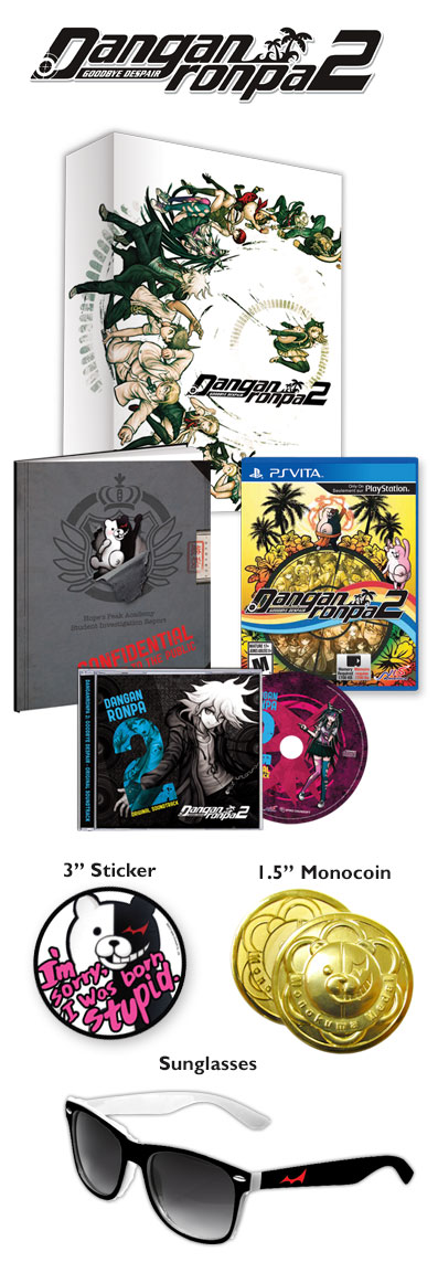Danganronpa 2: Goodbye Despair Limited Edition