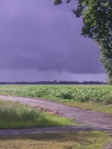 windhoos Nieuw Weerdinge -  Tanja Sanders, Valthermond