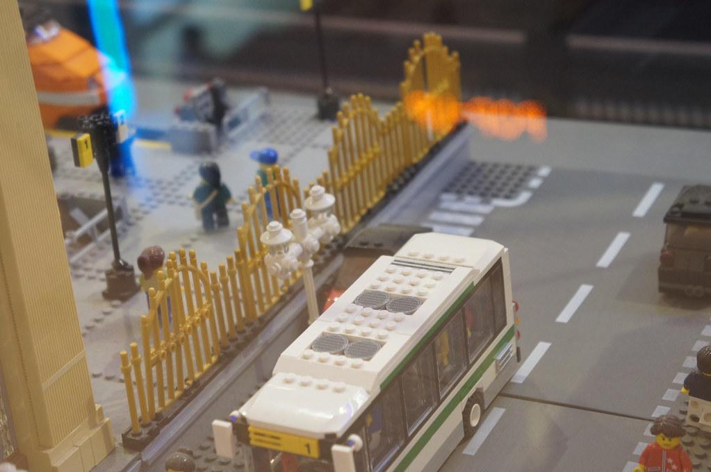 Unnamed Lego City MOC @Sun Yuen Long Centre