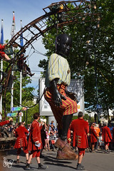 Royal de Luxe - Nantes 2014