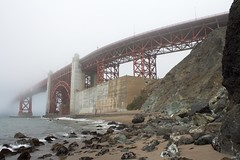 Fort Point and Southern Footing