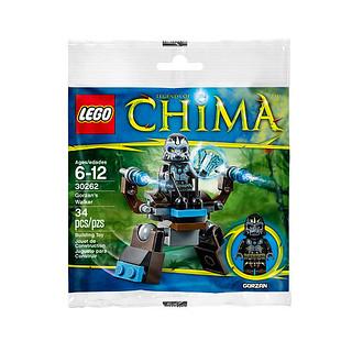LEGO Legends of Chima 30262 Bag