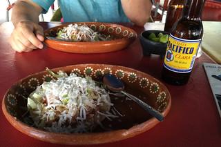Guadalajara - Plaza de los Mariachis tacos