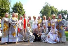 Фестиваль славянской культуры - Оренбургские казаки