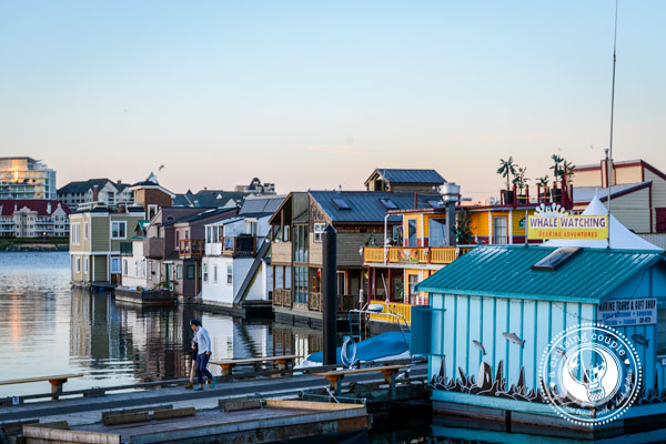 Canada Photo Essay - Houseboats