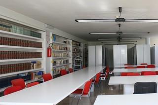 Noicattaro. Biblioteca comunale frontale
