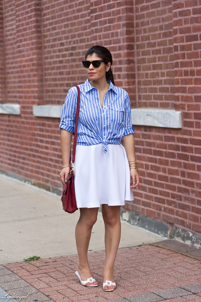 white skirt, striped shirt.jpg