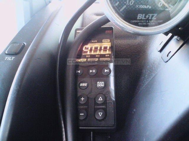 Bộ phát FM và nghe nhạc cao cấp trên ôtô đa dụng chính hãng IBuffalo Nhật Bản
