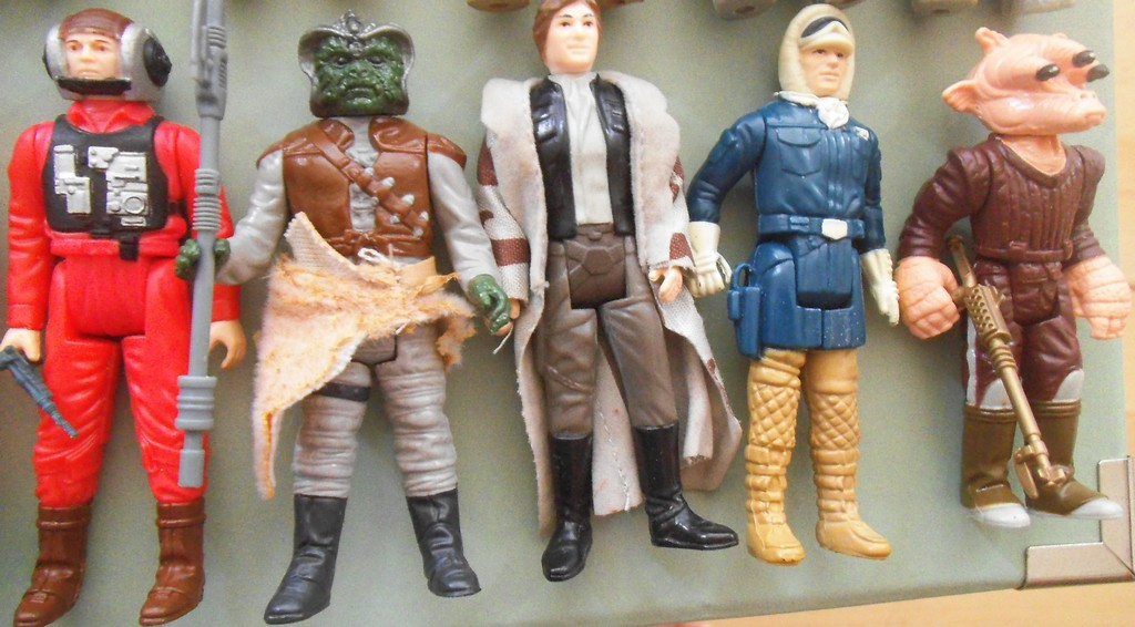 Star Wars childhood collection for sale (3)
