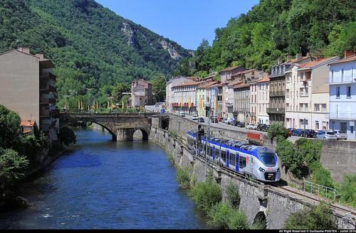 rails railways sncf ter 83521 régiolis regiolis b83500