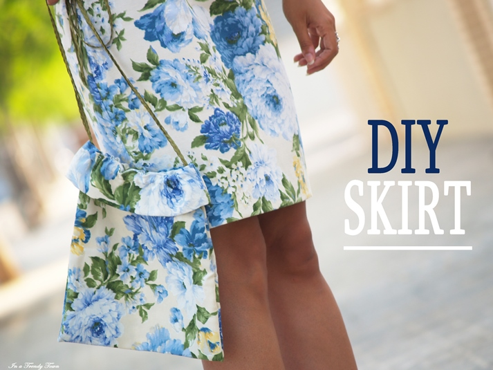OUTFIT DIY SKIRT