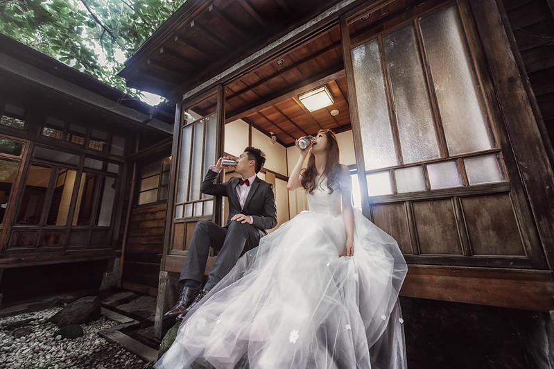 Donfer, 東法, 自助婚紗, Pre-Wedding, 風格婚紗, 魚干女