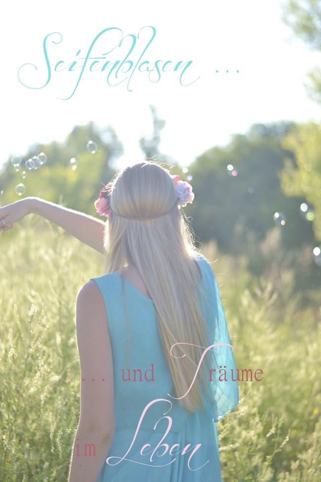 Outfit Seifenblasen und Träume im Leben Banner