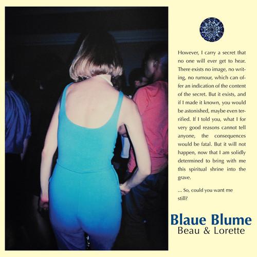 Blaue Blume - Beau And Lorette