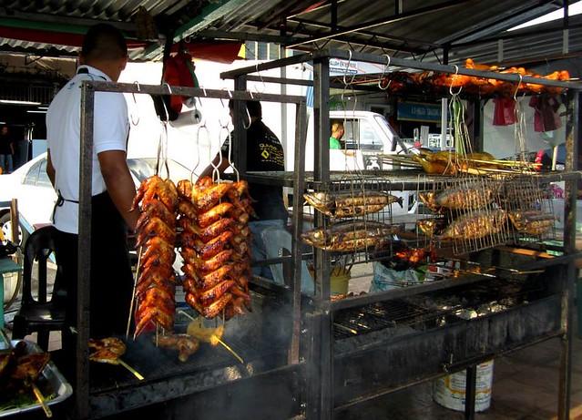 Bandong BBQ stuff