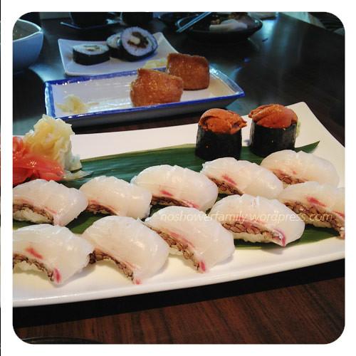 Japanese food- nikiri