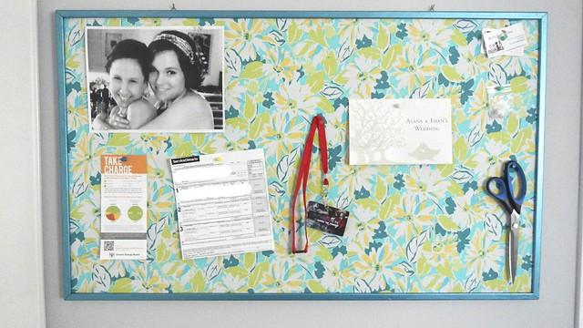 Bulletin Board Beautification 14