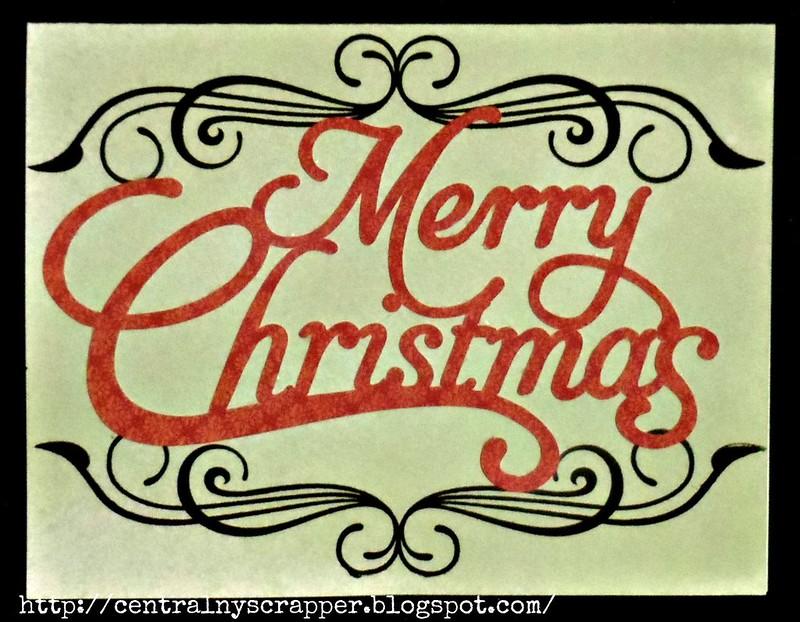 Christmas Card Week 25