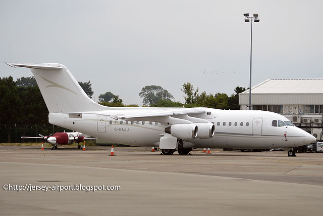 G-RAJJ BAe 146-200