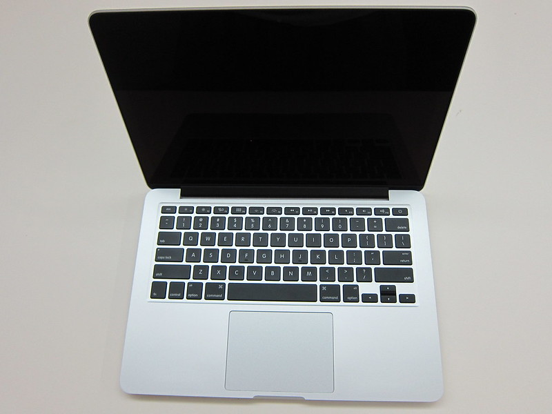 Apple MacBook Pro Retina (Late 2013) - Open