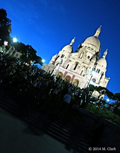 Basilica of the Sacred Heart of Paris - Sacré-Cœur Catholic Church