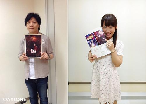 140728(3) -「間桐桜」路線終於動畫化、劇場版《Fate/stay night - Heaven's Feel》公開第一張海報&第一支預告片! 2