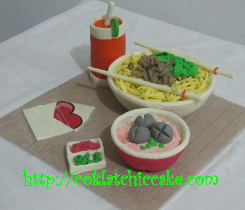 Kue Ulang Tahun Mie Ayam Kartini Jual Kue Ulang Tahun