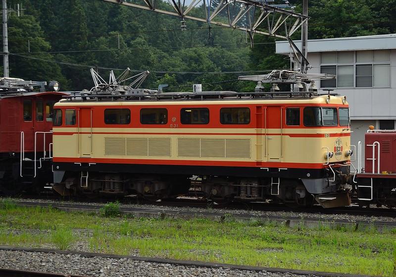 Seibu Class E31