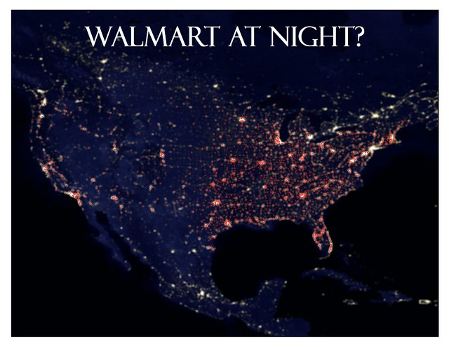 US Walmarts
