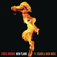 Chris Brown – New Flame (feat. Usher & Rick Ross)