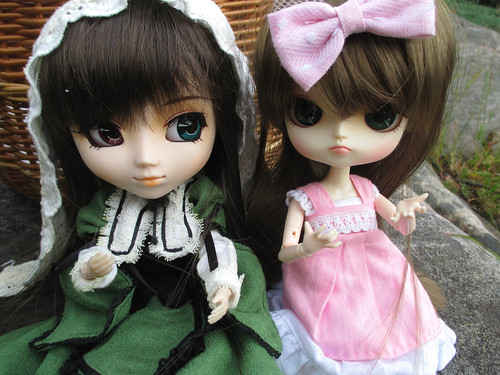 Suiseiseki & Himeko