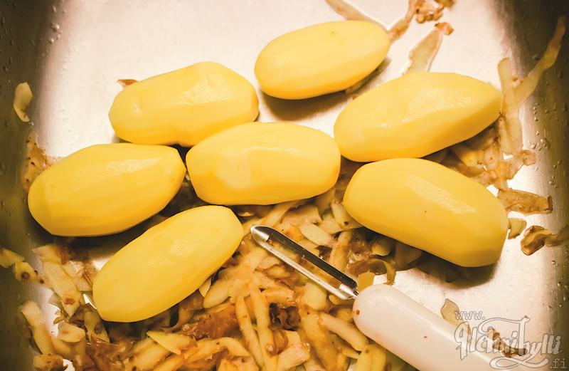 itsetehdyt ranskalaiset perunat kotitekoiset ranskikset