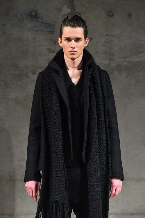 Yulian Antukh(Antuh)3052_FW14 Tokyo Sise(Fashion Press)