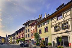 Switzerland, Stein am Rhein