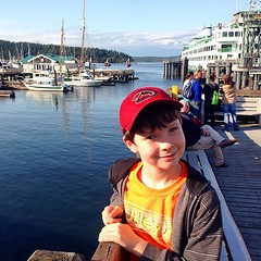 Moved on to #FridayHarbor