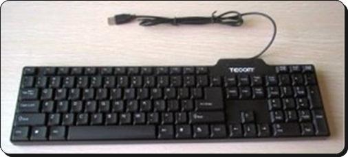 Alkisah Keyboard USB Tecom ~